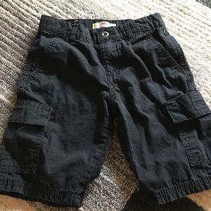 Boys Levi Cargo Shorts